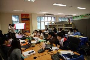 การปัจฉิมนิเทศนักศึกษาฝึกประสบการณ์วิชาชีพสาขาวิชาการตลาดดิจิทัล
